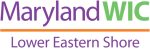 Maryland WIC Lower Eastern Shore logo