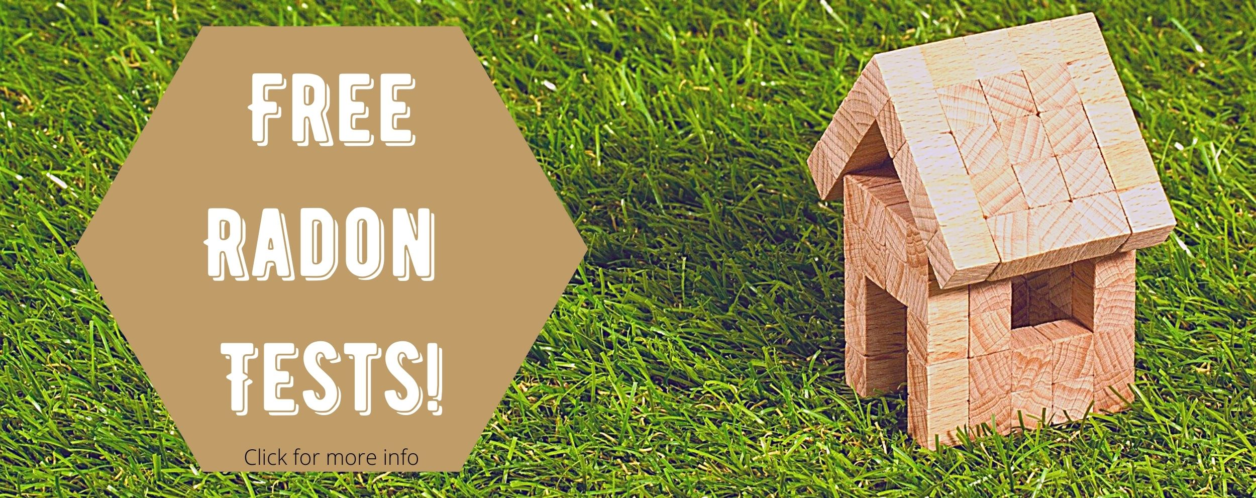 Free Radon Test - Click here for more info & to apply!