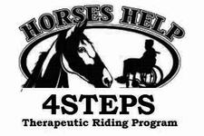 Horses Help - 4Steps Therapeutic Riding Program logo