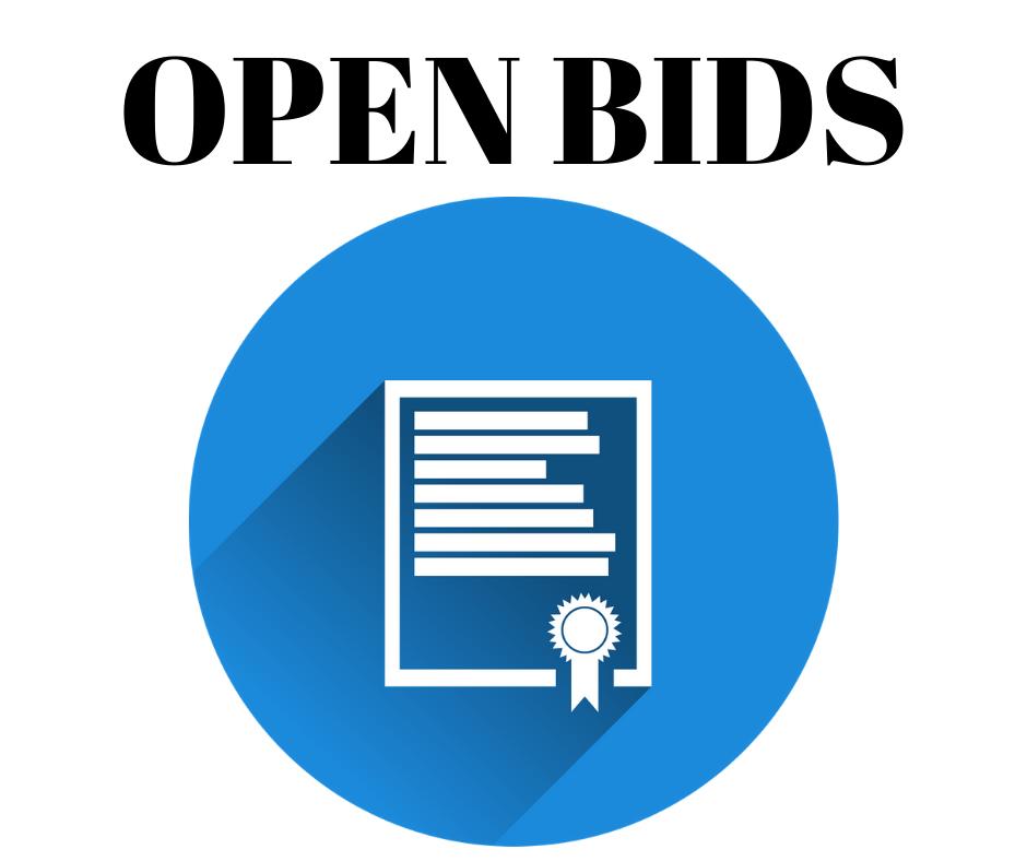Open Bids